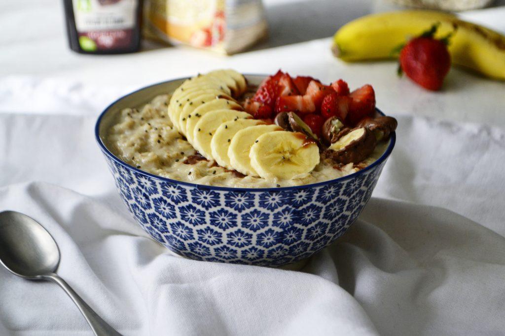 Gachas de Avana o Porridge